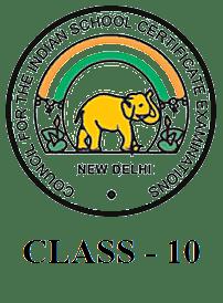 Class 10-ICSE