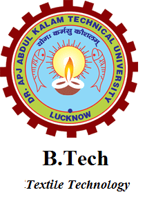 B.Tech Textile Technology