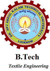B.Tech Textile Engineering