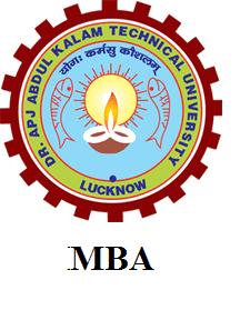 MBA-AKTU Last 5 Year Previous Year Question Paper