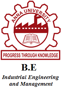 B.E Industrial Engineering and Management