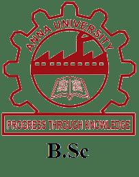 Anna University-B Sc Latest Syllabus of 2018-2019