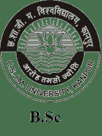 CSJMU-B Sc Latest Syllabus of 2018-2019