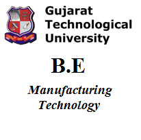 B.E Manufacturing Technology