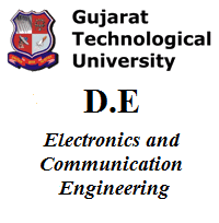 D.E Electronics and Communication Engineering