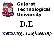 D.E Metallurgy Engineering