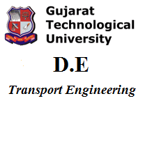 D.E Transport Engineering