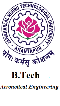 B.Tech Aeronotical Enginering