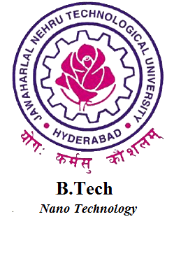 B.Tech Nano Technology