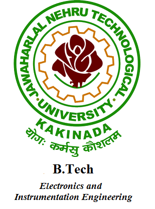 B.Tech Electronics and Instrumentation Engineering