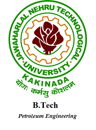 B.Tech Petroleum Engineering