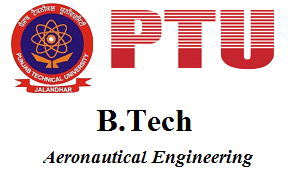 B.Tech Aeronautical Engineering