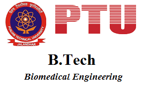 B.Tech Biomedical Engineering