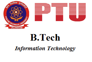 B.Tech Information Technology
