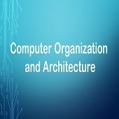 Computer Organization and Architecture Online Test